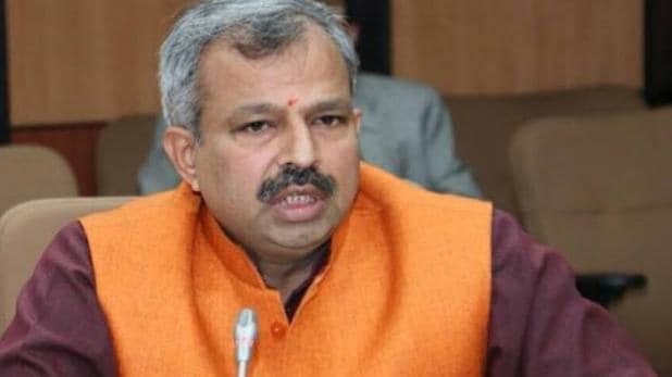 डा. हर्ष वर्धन ने भाजपा, दिल्ली के नव नियुक्त अध्यक्ष श्री आदेश गुप्ता को बधाई दी