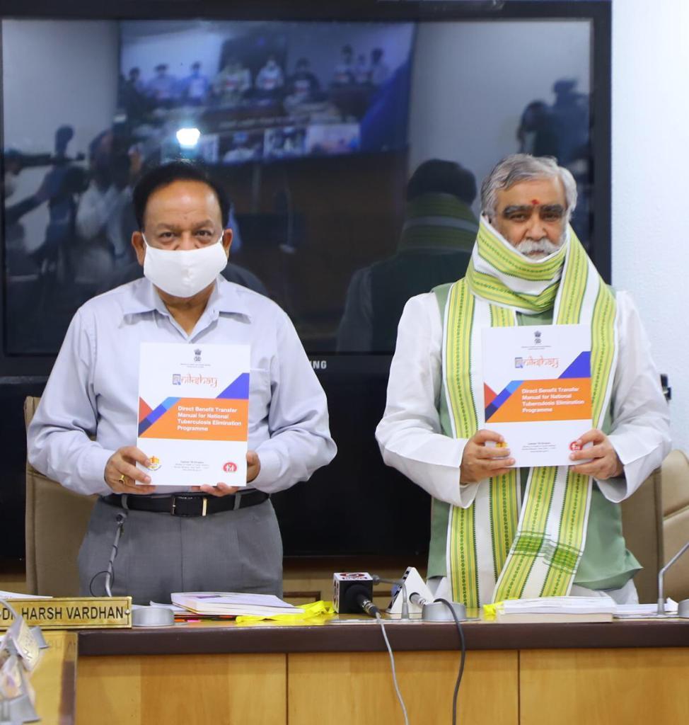 टीबी के खिलाफ लड़ाई मिलकर कर काम करने की जरुरत- डॉ. हर्ष वर्धन