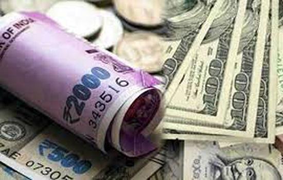 डॉलर के मुकाबले रुपया 13 पैसे मजबूत