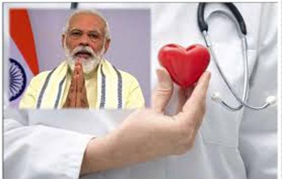 डॉक्टरों को PM मोदी का सैल्यूट