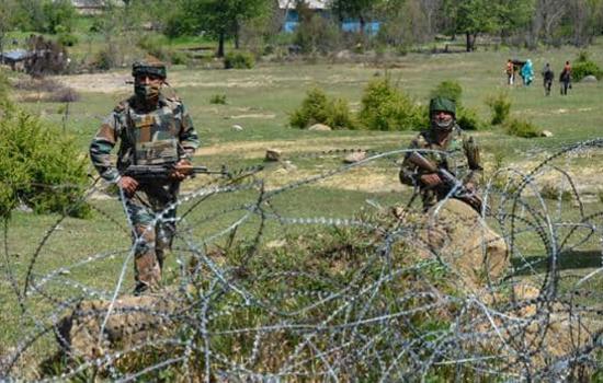 सेना ने राजौरी इलाके में आतंकी घुसपैठ को किया नाकाम