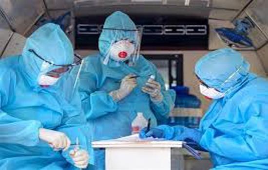 देश में कोरोना वायरस के संक्रमित मामले बढ़कर 585493 हुए