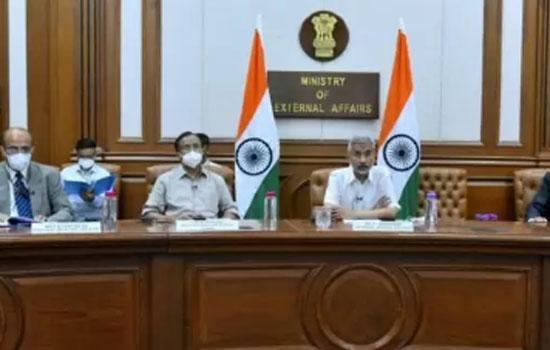 भारत ने पाकिस्तान को भारतीय क्षेत्र में सभी अनधिकृत कब्जे खाली करने के लिए कहा
