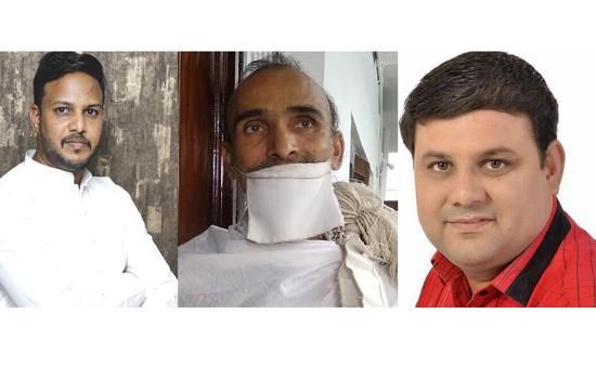 पत्रकारों की सजगता से चमक रहा हिंदुस्तान - राजेश मुनि