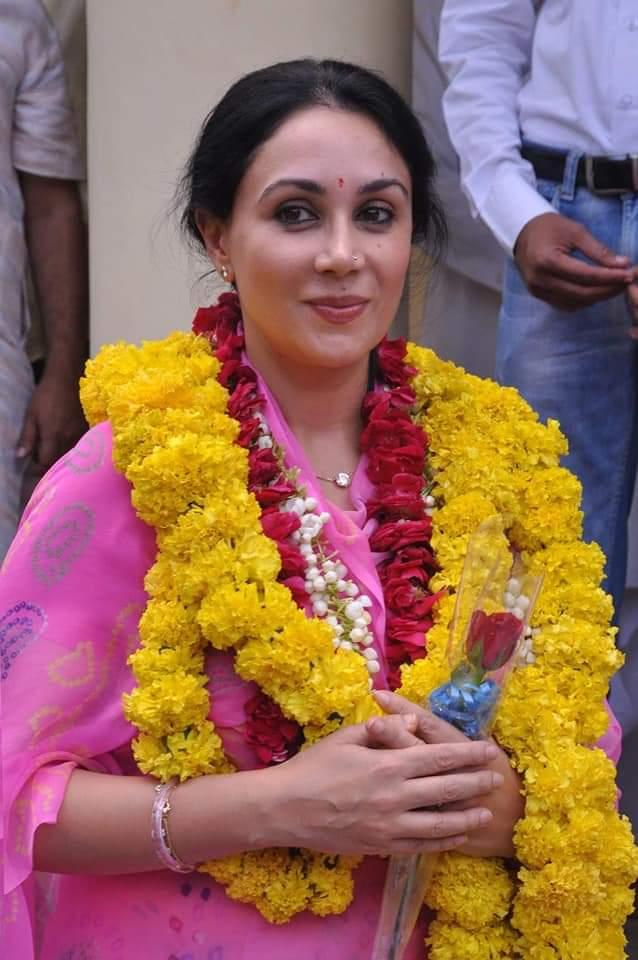 भाजपा प्रदेश महामंत्री बनने पर सांसद दीयाकुमारी ने प्रदेश और राष्ट्रीय नेतृत्व का जताया आभार