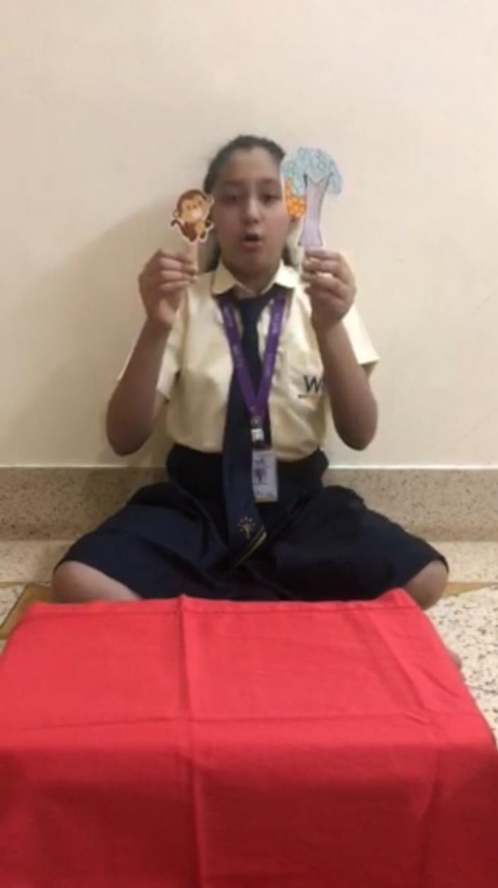 संस्कृतभारती - संस्कृत सप्ताह 2020 संस्कृत कथा कथन स्पर्धा
