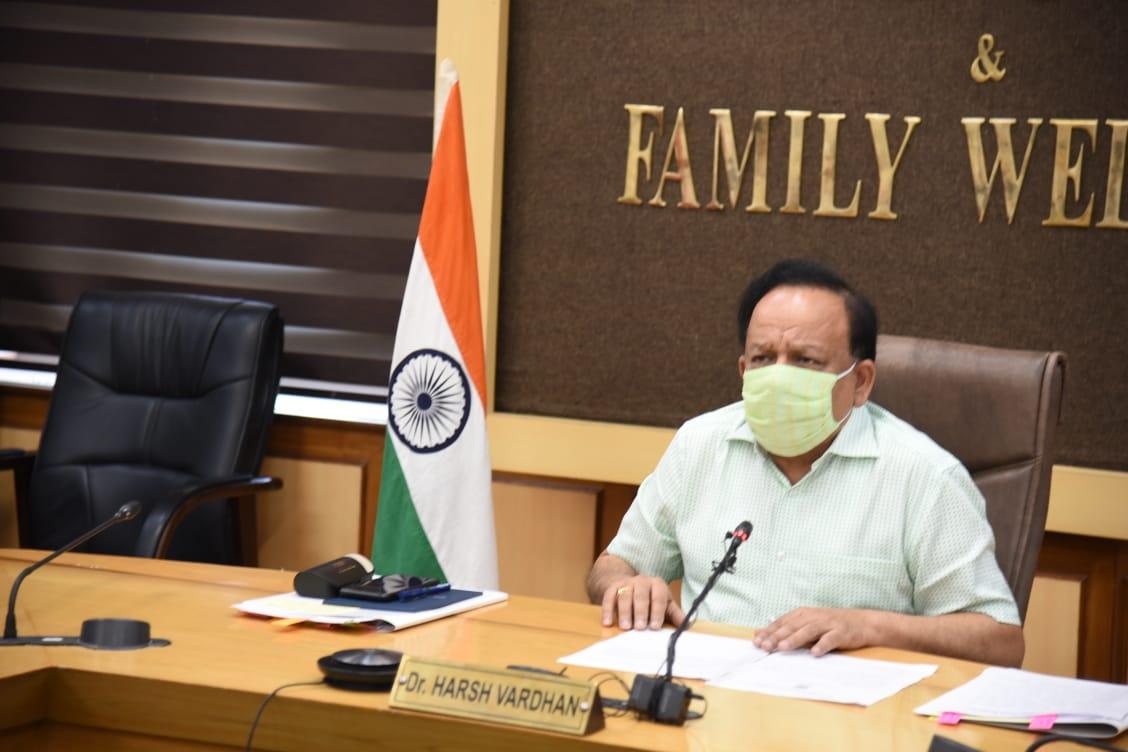 भारत ने कोविड-19 महामारी के प्रंबंधन के साथ साथ आवश्यक स्वास्थ्य सेवाओं की उपलब्धता को भी प्राथमिकता दी