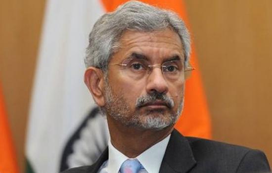 विदेश मंत्री एस. जयशंकर ने जर्मनी के विदेश मंत्री से कोविड-19 पर चर्चा की