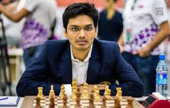 ऑनलाइन शतरंज में भारतीय ग्रैंडमास्टर पी हरिकृष्णा की जीत से शुरूआत