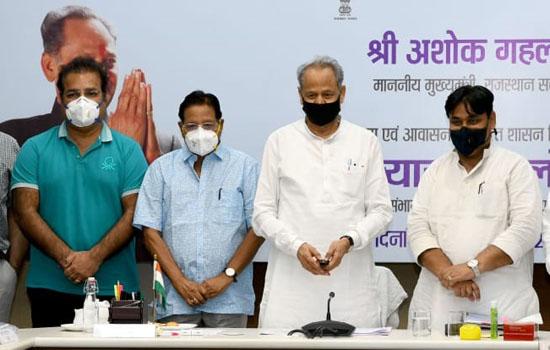 मुख्यमंत्री ने किया 1332 करोड़ रूपये की 68 परियोजनाओं का शिलान्यास एवं लोकार्पण