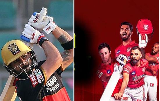पंजाब की आखिरी गेंद पर छक्के से बेंगलुरु पर रोमांचक जीत