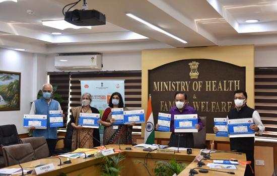डॉ. हर्ष वर्धन ने राष्ट्रीय नवजात शिशु सप्ताह का शुभारंभ किया