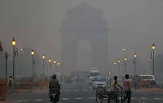 दिल्ली की वायु गुणवत्ता अभी भी 'खराब' श्रेणी में