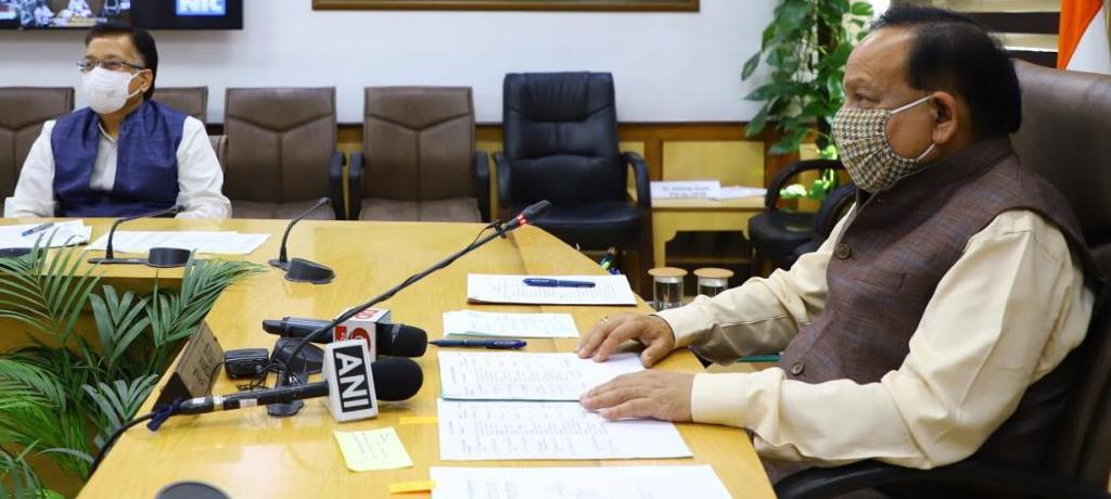 2025 तक टीबी उन्मूलन के लक्ष्य की अनदेखी नहीं करनी चाहिए-डॉ. हर्ष वर्धन