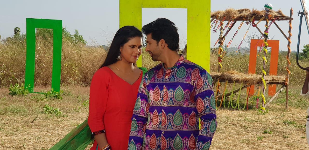 चांदनी सिंह और राज यादव स्टारर भोजपुरी फ़िल्म सलाखें की शूटिंग गुजरात मे