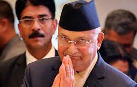 नेपाल के प्रधानमंत्री ओली ने फिर दिया बड़ा बयान