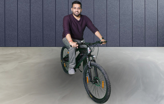 Transforming the way ahead for e-bikes
