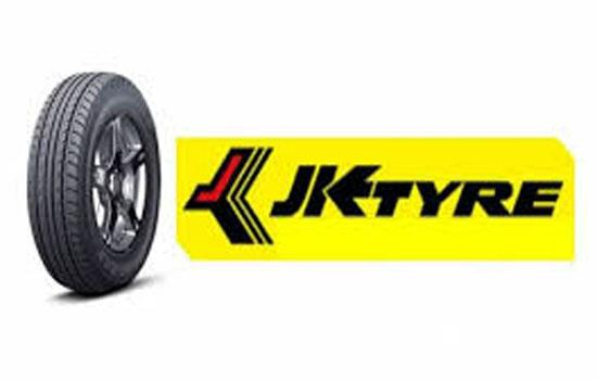 जेके टायर की बिक्री व लाभ में जबरदस्त वृद्धि