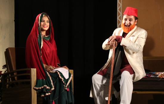 भारतीय लोक कला मण्डल के 70 वें स्थापना दिवस पर दी परफोरमर्स