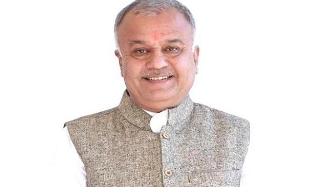 सांसद नंद कुमार सिंह चौहान का निधन