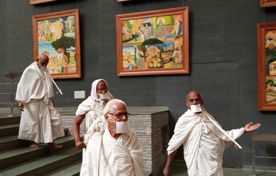 संस्कृति से ही संस्कारों का निमार्ण होता है :कमलमुनि