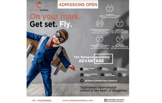 An Attentive Class is Better than a Crowded One: Nalapad Academy
