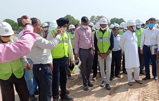 अब मिलेगा श्रीगंगानगर शहर के लोगों को स्वच्छ जलः विधायक श्री राजकुमार गौड़
