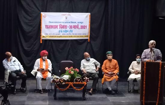 अनमोल है हमारी सांस्कृतिक विरासत: भारती