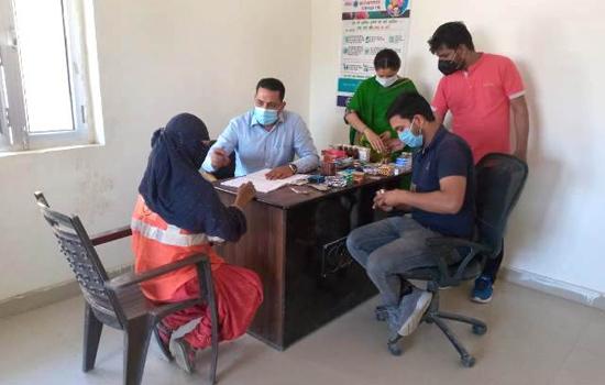 विश्वस्वास्थ्य दिवस के अवसर पर आमुखीकरण कार्यक्रम का आयोजन