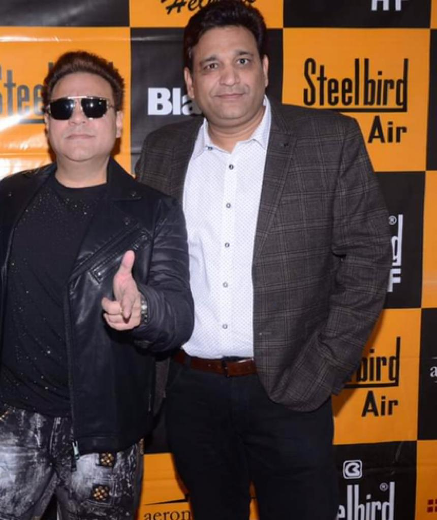 """MR.SHAILENDERA JAIN LENDS VERY CONSTRUCTIVE JOURNEY IN STEELBIRD FOR DOMESTIC AND INTERNATIONAL BUSINESS IN ASSOCIATION WITH GROUP M.D MR.RAJEEV KAPUR"""""""