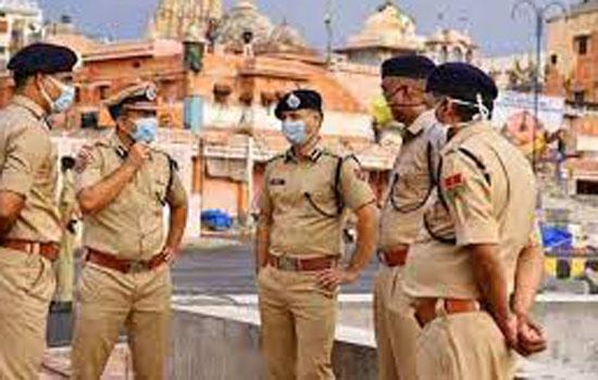 राजस्थान पुलिस सेवा कैडर में पदों की संख्या बढ़कर997