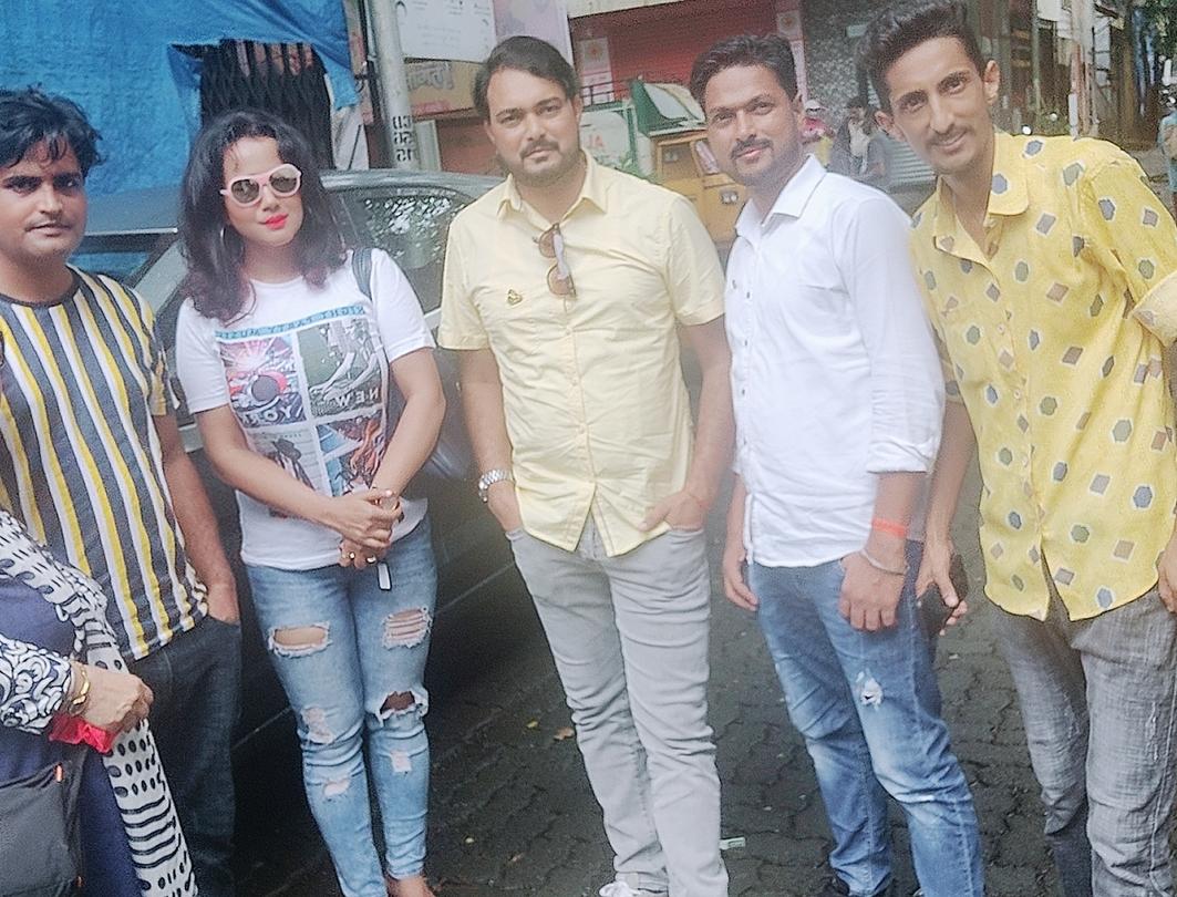गुंजन पंत ने पूरी की फिल्म 'लोहा सिंह सरकार' की डबिंग, जल्द होगी रिलीज