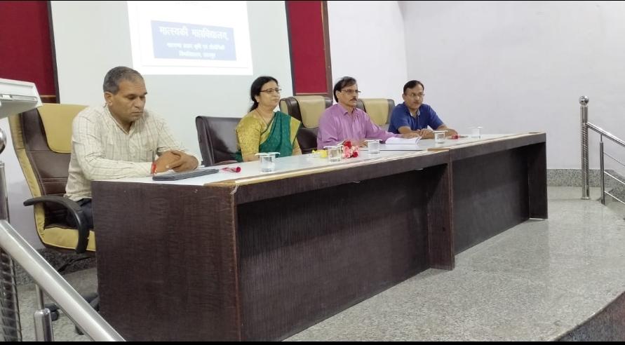 मात्स्यकी महाविद्यालय मे मनाया हिन्दी दिवस