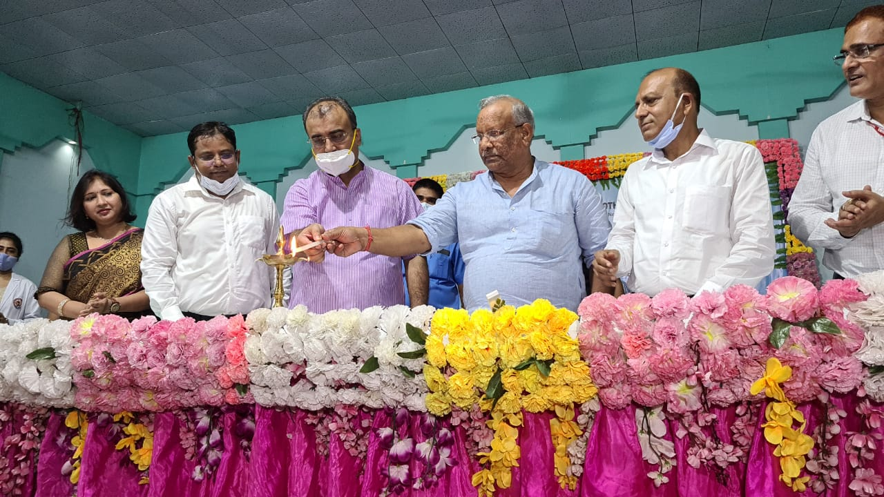 उपमुख्यमंत्री तारकिशोर प्रसाद और स्वास्थ्य मंत्री मंगल पांडेय ने कहा – फिजियोथेरेपी है समय की जरूरत