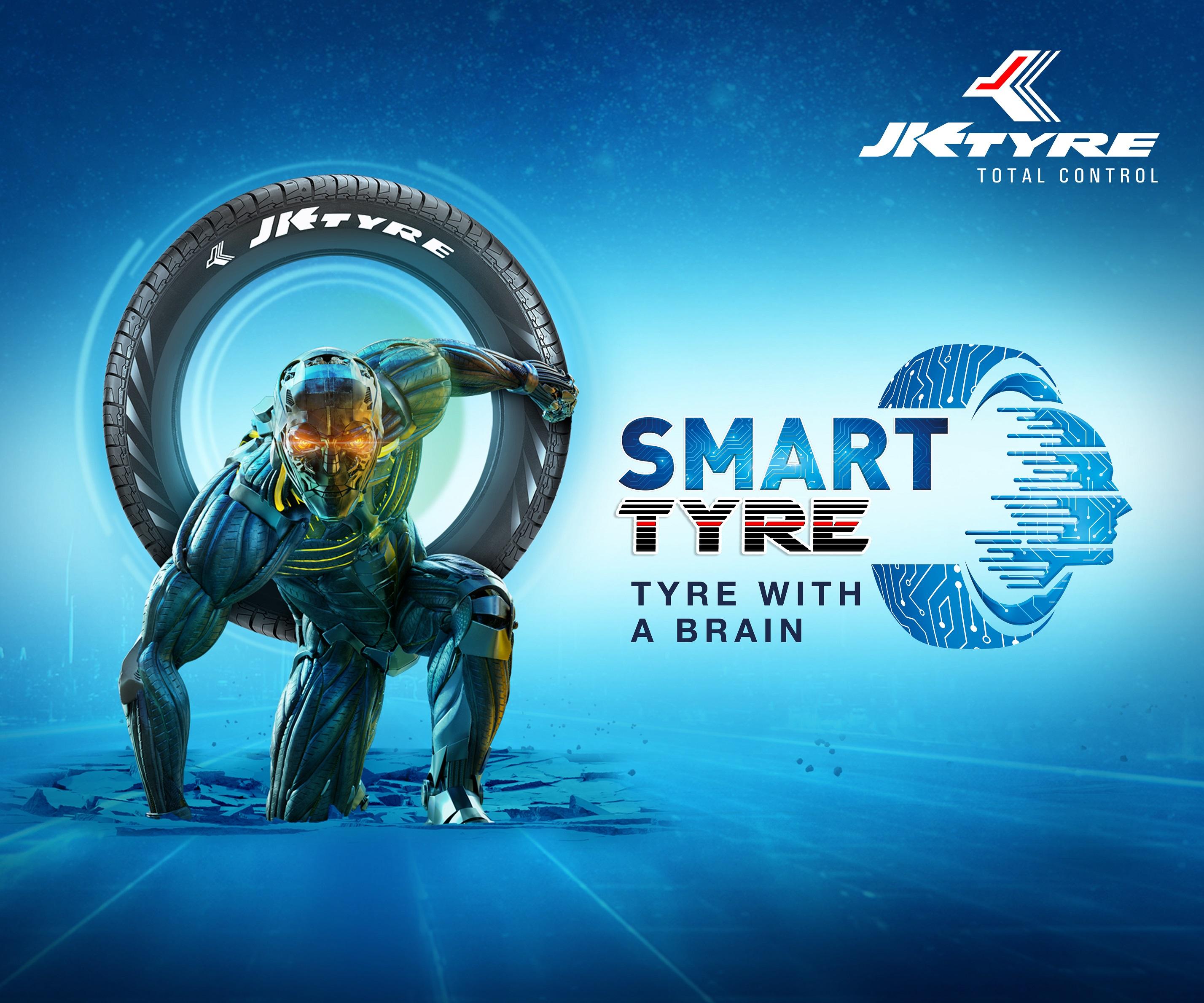 जेके टायर एण्ड इंडस्ट्रीज ने अपना नया टीवीसी अभियान लॉन्च किया